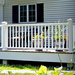 Composite & Vinyl Railing Top Sellers Category Image