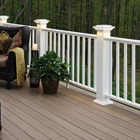 Composite Deck Railing Kits