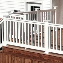 Vinyl Deck Railing Kits Category Image