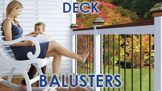 Deck Balusters Video Playlist