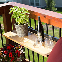 Deck Railing Accessories Category Image