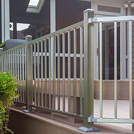 Deckorators ALX Contemporary Aluminum