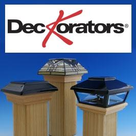 Deckorators Post Caps