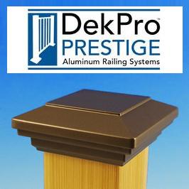Dekpro Post Caps