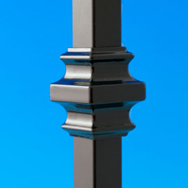 Twist & Collar Balusters