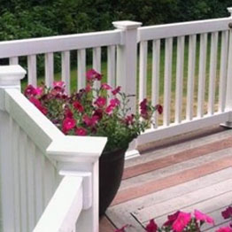 Durables Manchester Vinyl Railing Category Image