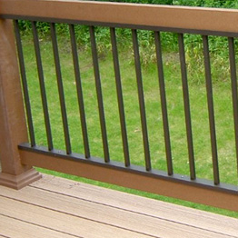 Baluster Infill Systems