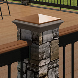 Faux Stone Column Wraps Category Image