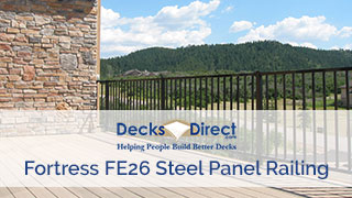 About Fortress FE26 Railing