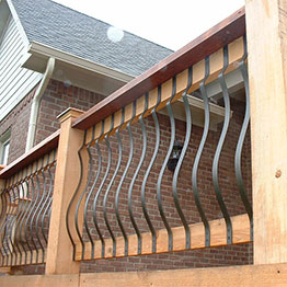 Fortress Balusters Category Image