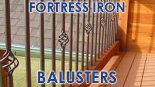 Fortress Balusters