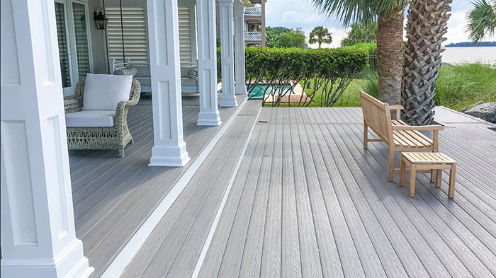 Create a beautiful and long-lasting outdoor space, no matter your region or climate with indestructible Genovations PVC deck boards.