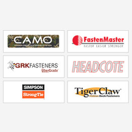 Deck Hardware Brands Category Image