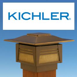 Kichler Lighting Post Caps