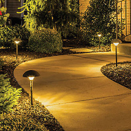 Trex LED Landscape Lighting