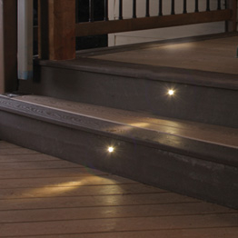 Stair & Step Lighting