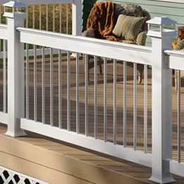Shop All Metal Railing Lines
