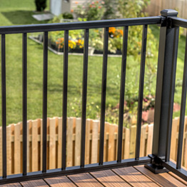 Metal Deck Railing Kits
