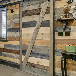 Accent Barn Wood