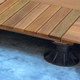 Deck Pedestals & Supports
