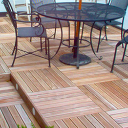 Deck Tiles & Pavers