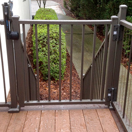 Deck Gates & Metal Gate Hinges Category Image