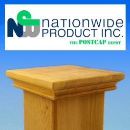 NWP Post Caps