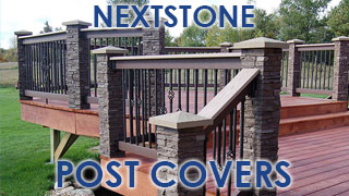 NextStone Post Cover Install Guide