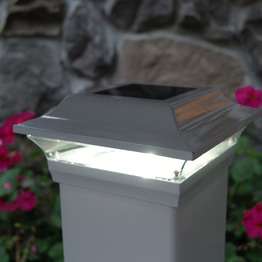 Solar Post Cap Lights Category Image