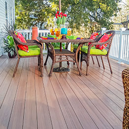 PVC Decking Category Image