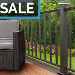 Sale & Closeout Railing Category Image