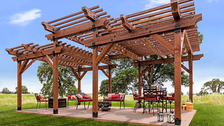 Simpson Strong-Tie Outdoor Accents Category Image