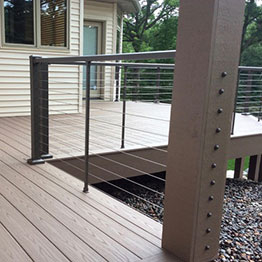 Skyline Cable Railing