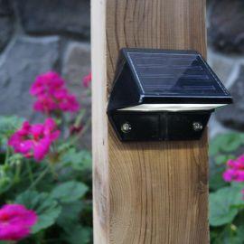 Solar Deck Rail Lights Category Image
