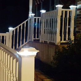 Solar Deck Lighting Category Image
