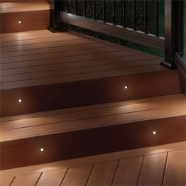 Stair u0026 Step Lighting & Deck Lighting - DecksDirect azcodes.com