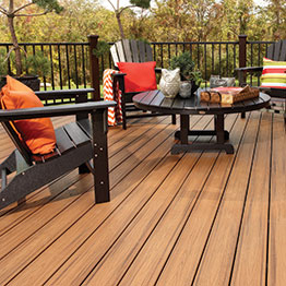Tan Decking Category Image