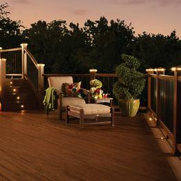 Outdoor Lighting Deck Lights
