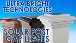 Ultra Bright Technologies Post Caps