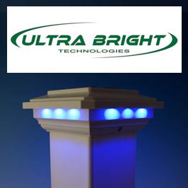 Ultra Bright Technologies Post Caps