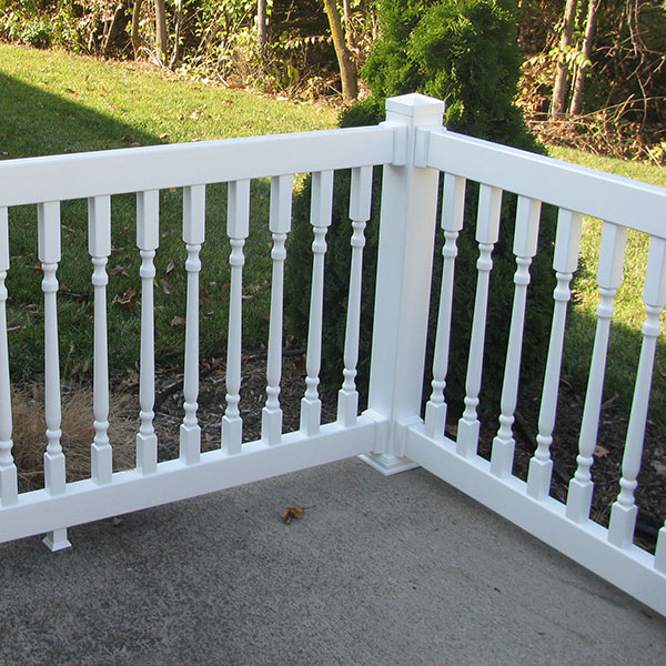 Durables Westport Vinyl Railing Category Image