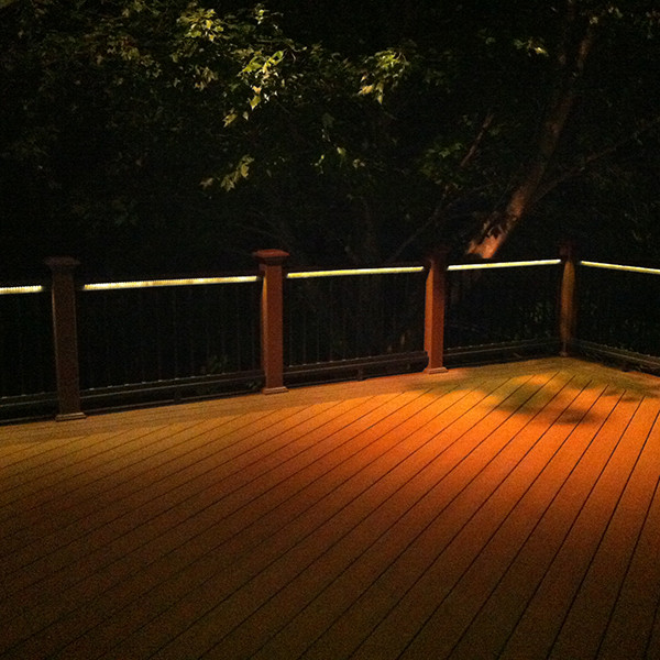 Odyssey Led Strip Light By Aurora Deck Lighting Decksdirect