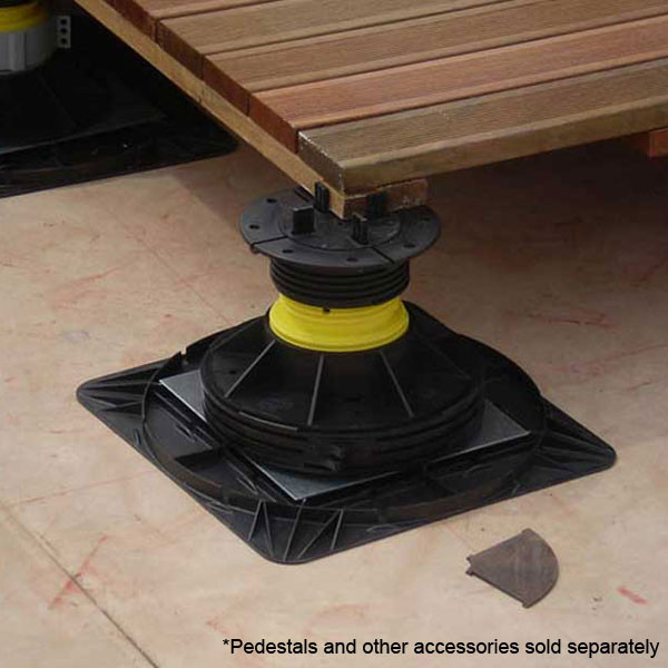 Floating Insulation Roof Base By Bison Decksdirect