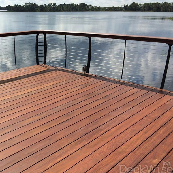 Ipe oil hardwood deck finish decksdirect