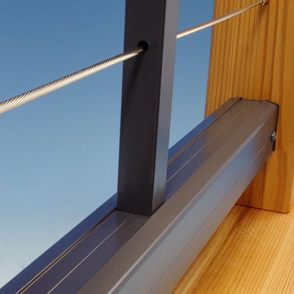 DesignRail Aluminum Level Rail Kit by Feeney - Feeney ...