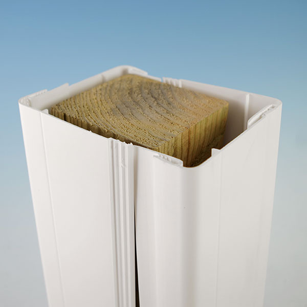 Vinyl Column Wrap By Durables Decksdirect