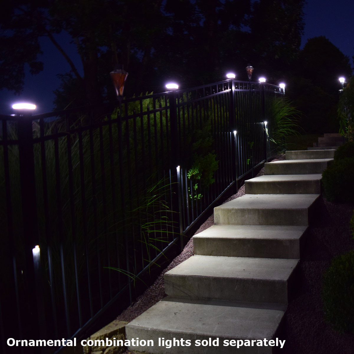 Magena Star Ornamental Led Side Light For Westbury