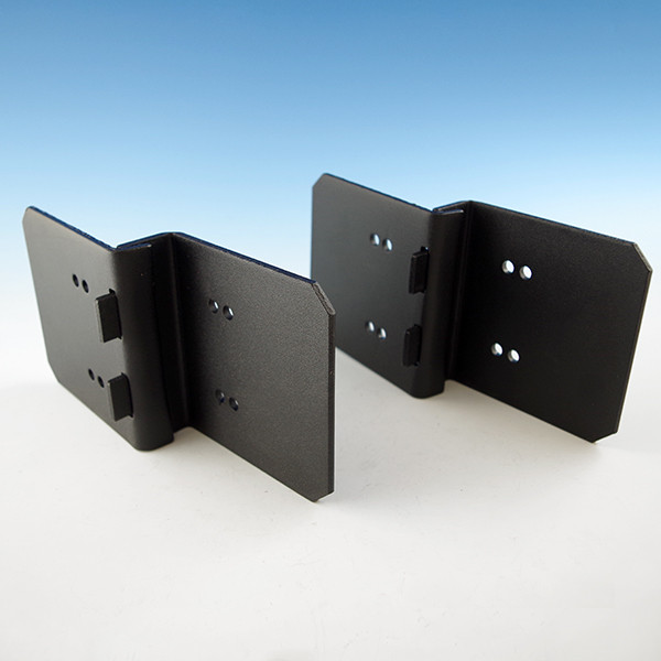ozco ironwood post to beam bracket kit decksdirect. Black Bedroom Furniture Sets. Home Design Ideas