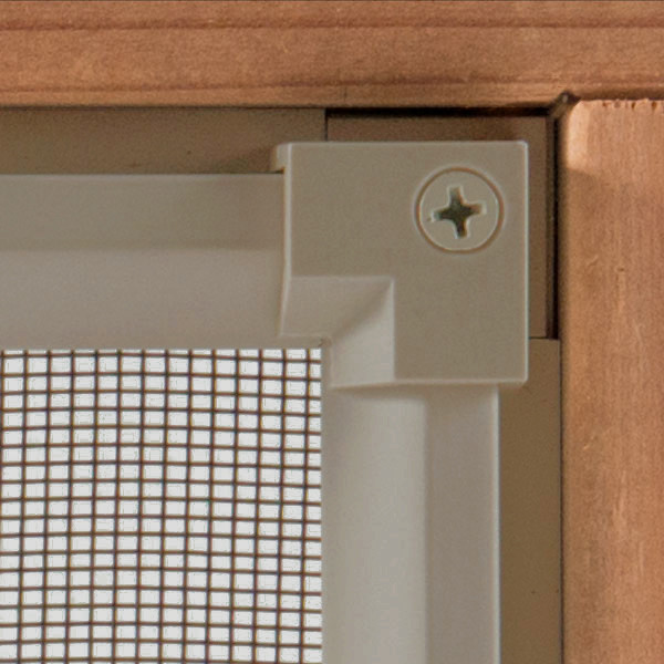 Screeneze 174 Corner Plinth Kit Decksdirect