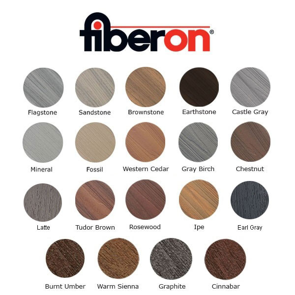 Plugs for Fiberon Decking Pro Plug System with Tool by Starborn -Mineral -  375 pack